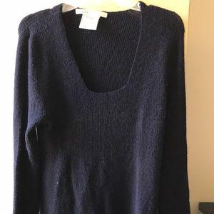 "NWOT Max Studio Knit Sweater Tunic ""ish"""